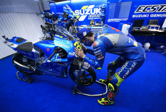 """I MADE HISTORY WITH SUZUKI AND IT'S AN HONOUR"""