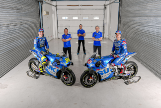 SUZUKI EXTENDS AGREEMENT WITH DORNA TO COMPETE IN MOTOGP