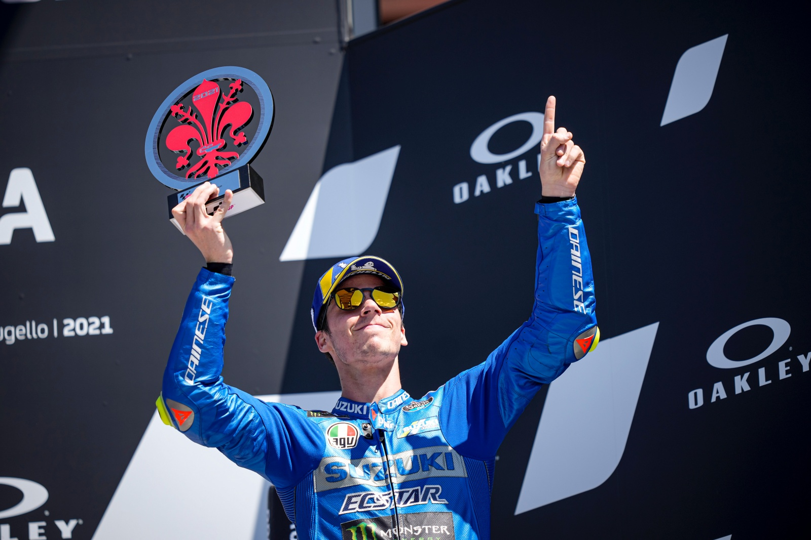 A PODIUM FOR JOAN MIR AFTER A TRAGIC WEEKEND IN MUGELLO