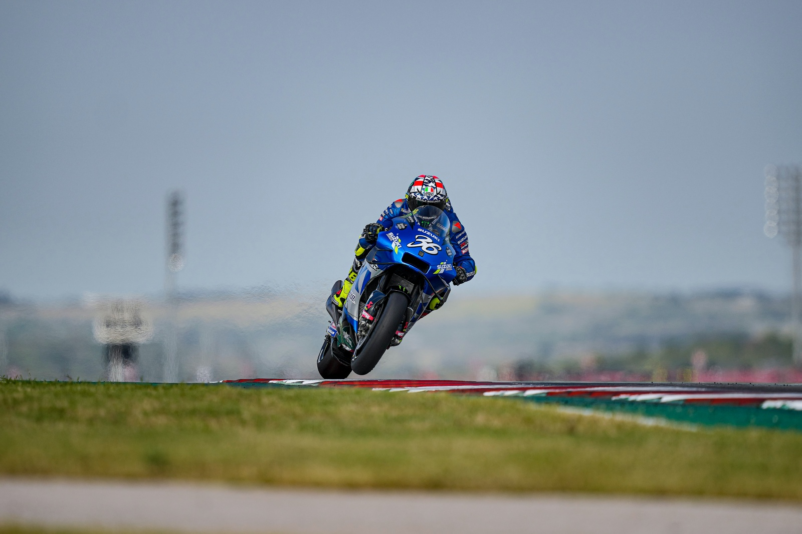 RINS BRINGS HOME FOURTH ON RETURN TO TAXING TEXAN GP