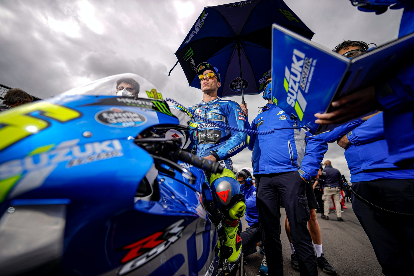 RINS SHINES IN SILVERSTONE TO TAKE SECOND PLACE