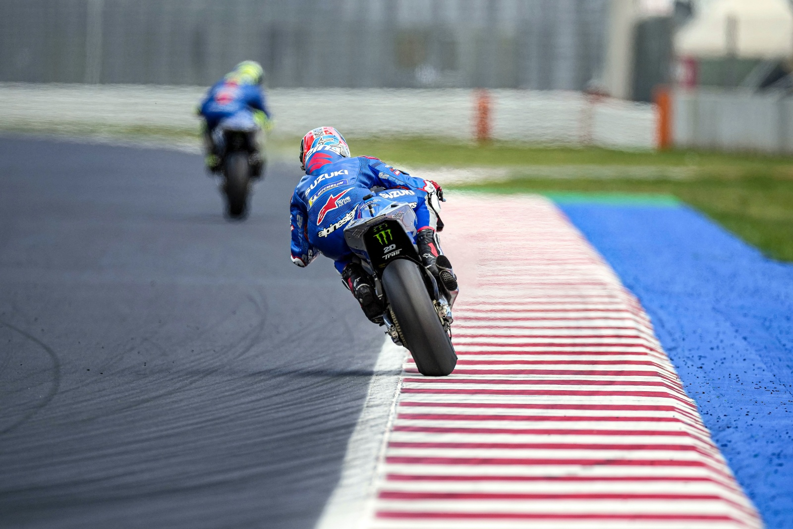 SEVERAL NEW ITEMS SUCCESFULLY TESTED IN MISANO