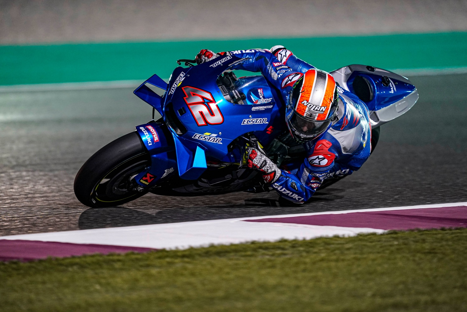 SUZUKI AND RINS EXTEND THEIR PARTNERSHIP FOR 2021 AND 2022