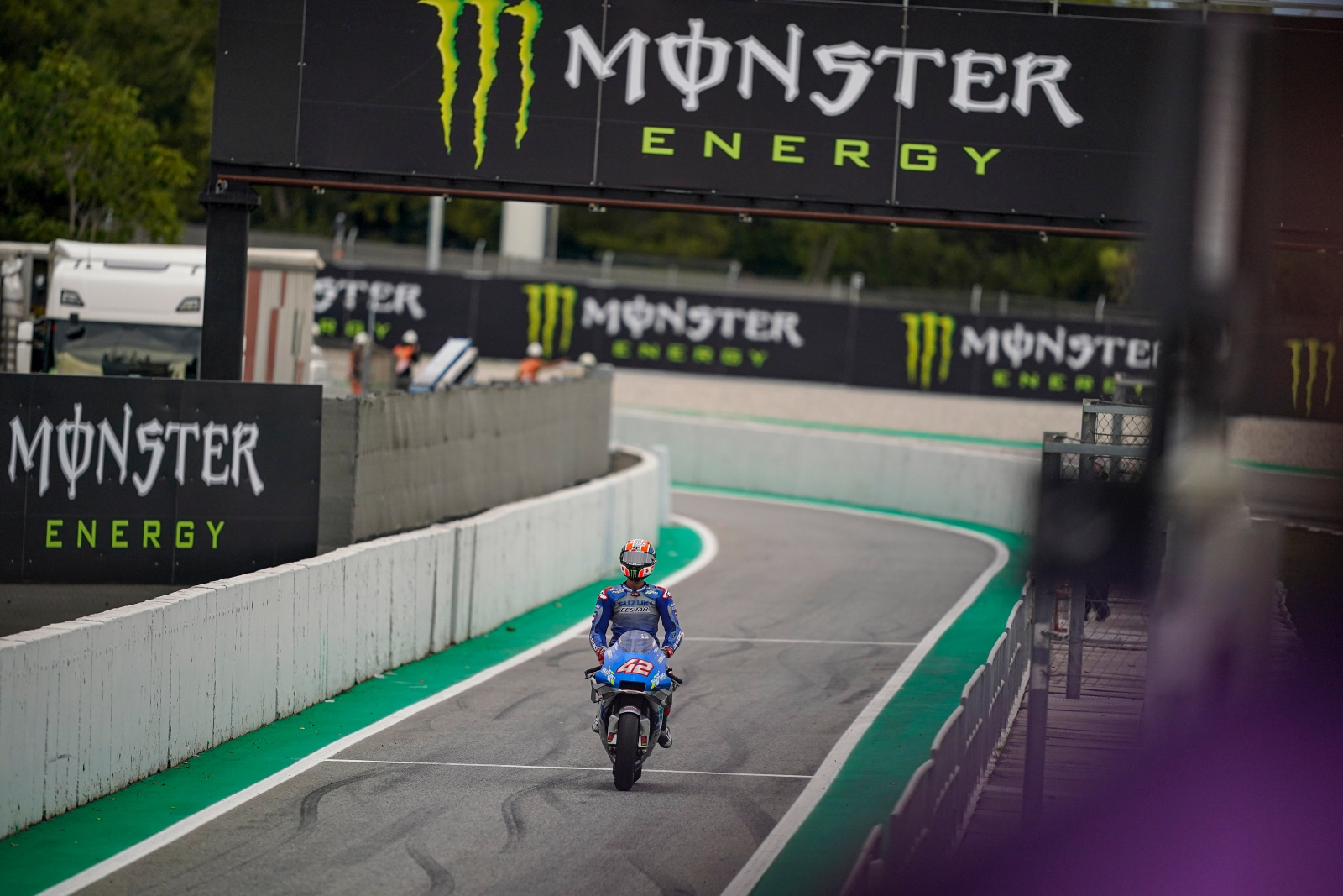 STRAIGHT TO MONTMELÓ FOR THE SEVENTH ROUND IN THE SERIES