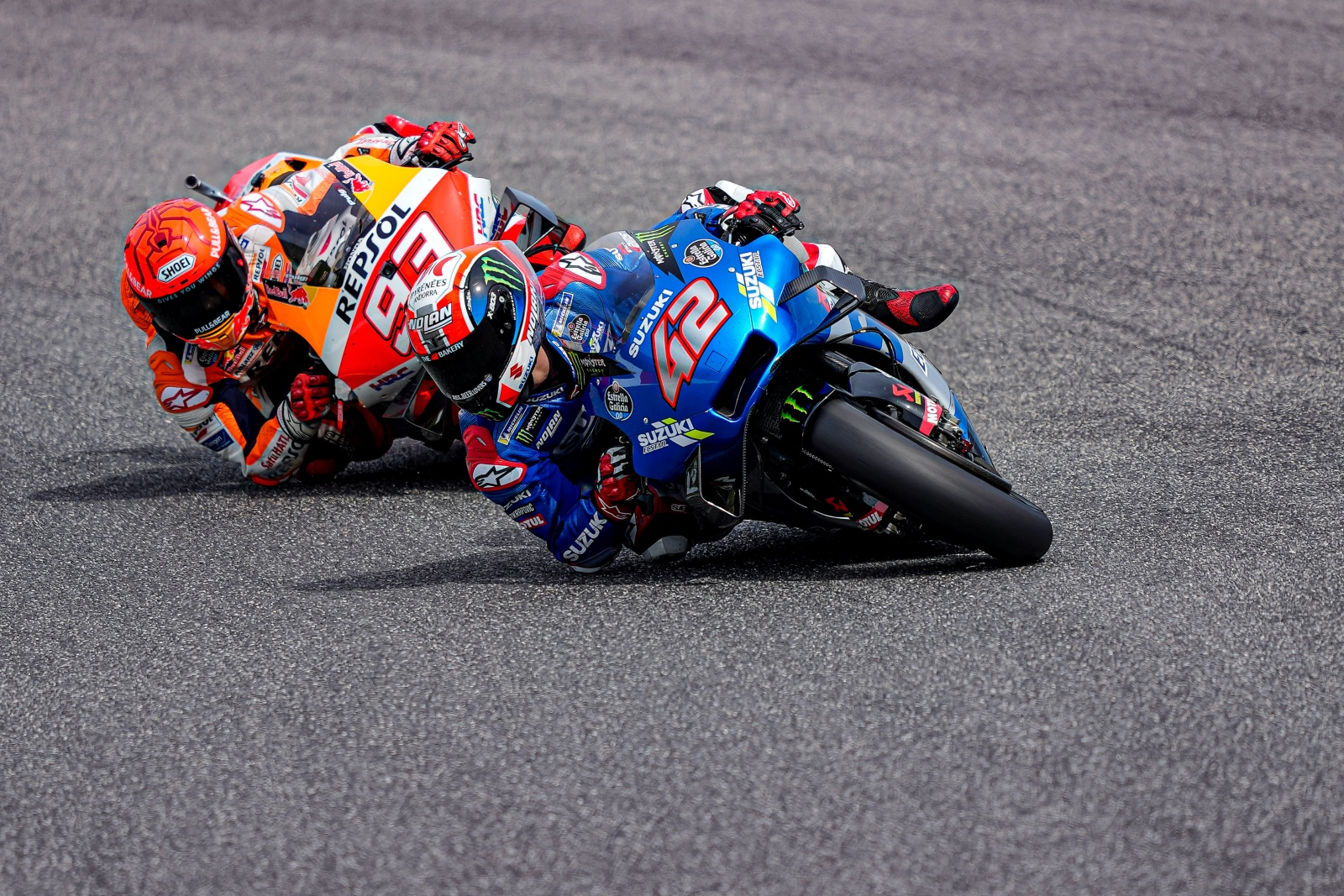 SUZUKI READY TO GET IN THE MIX AT MUGELLO FROM THIRD ROW