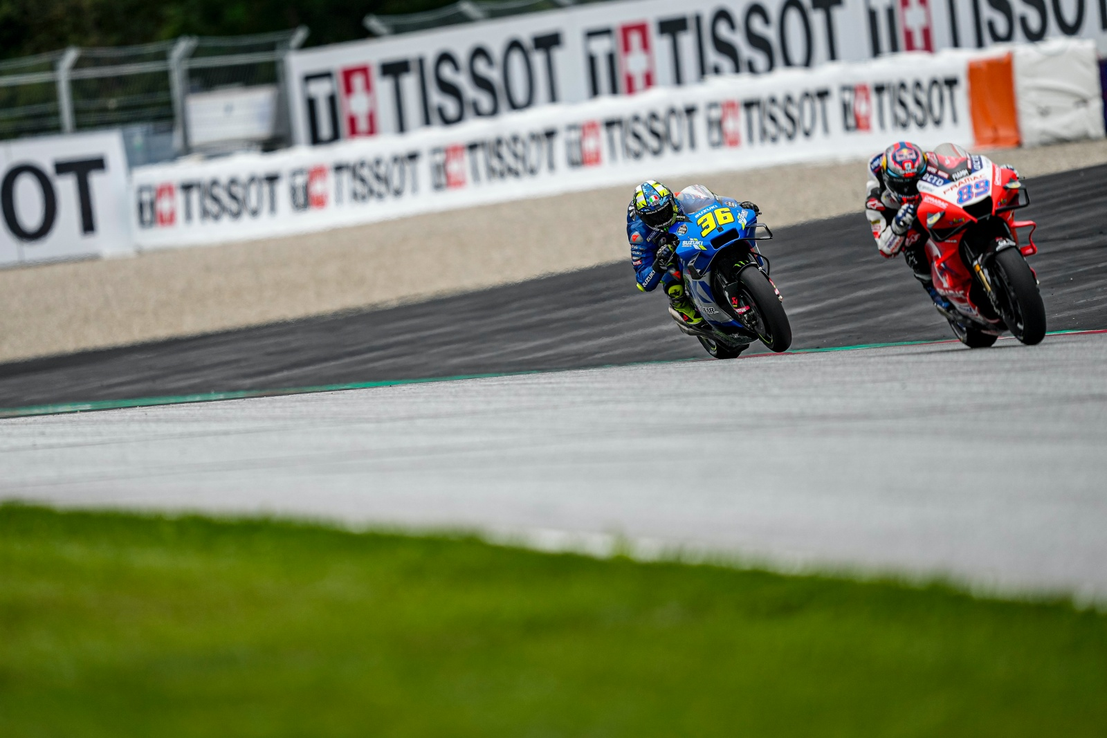 SUZUKI HUNGRY FOR MORE ON SECOND WEEKEND IN AUSTRIA